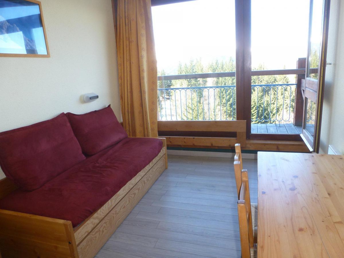 Location au ski Studio 4 personnes (1026) - Residence Belles Challes - Les Arcs