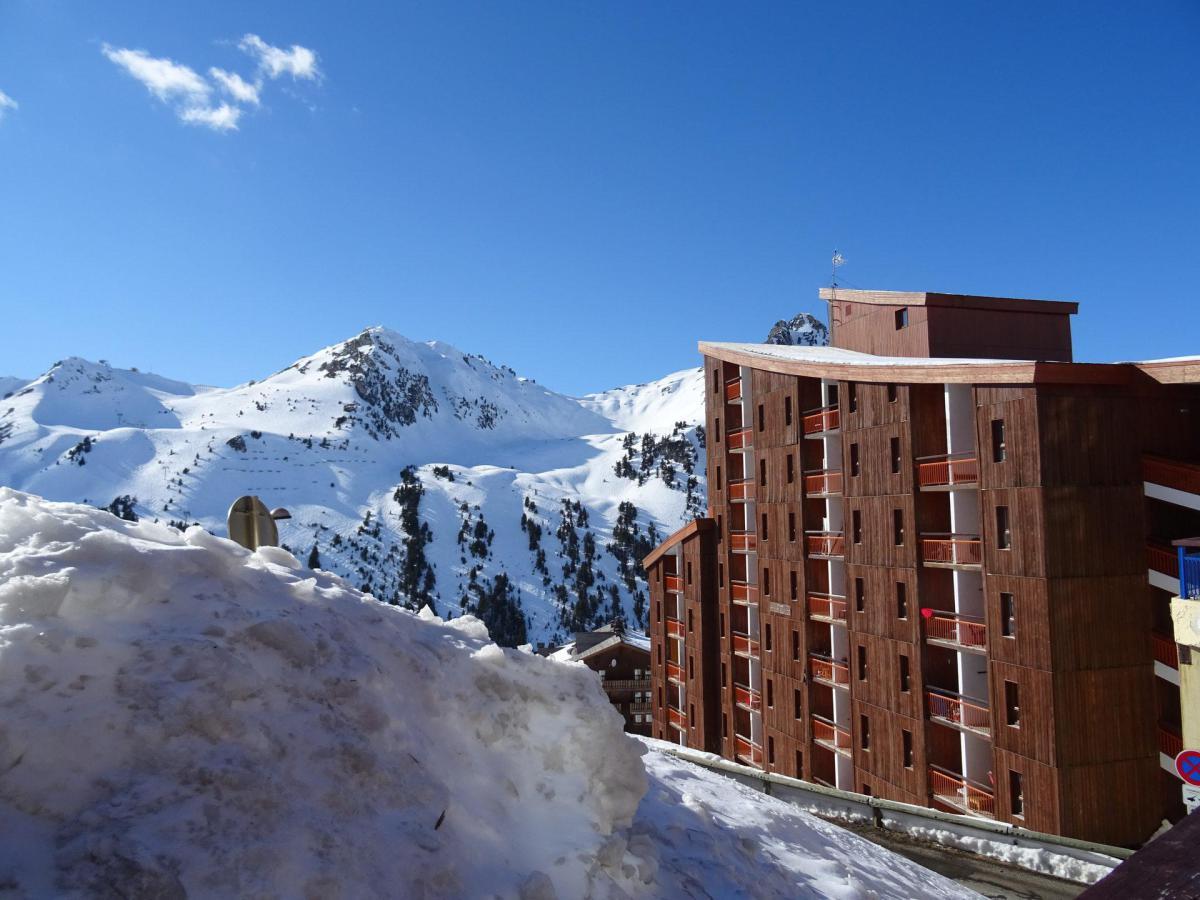 Ski en avril Residence Fond Blanc