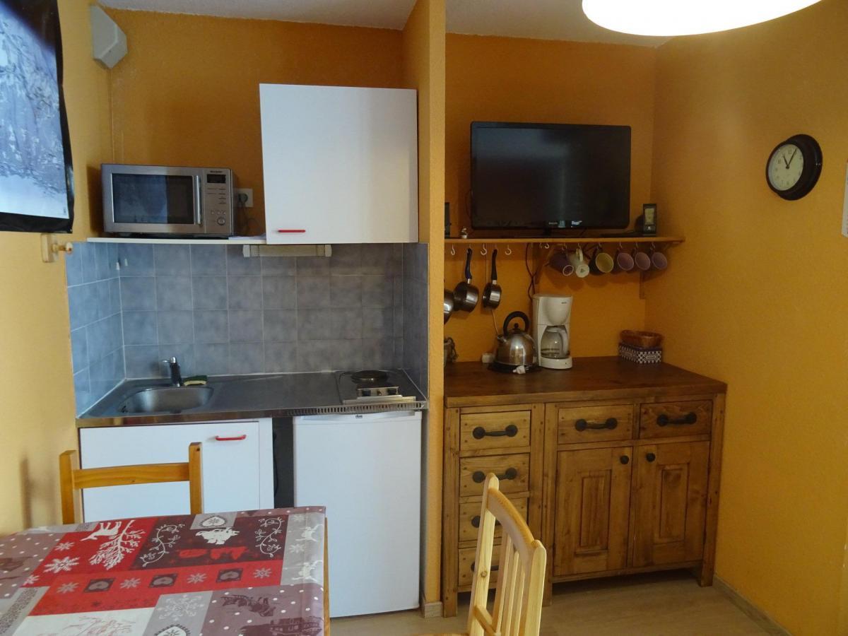 Location au ski Studio coin montagne 3 personnes (111) - Residence Fond Blanc - Les Arcs