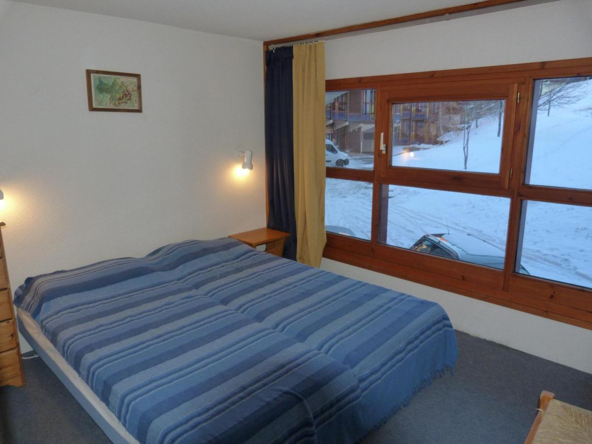 Location au ski Appartement 2 pièces 6 personnes (430) - Residence L'aiguille Grive Bat Iii - Les Arcs - Extérieur hiver