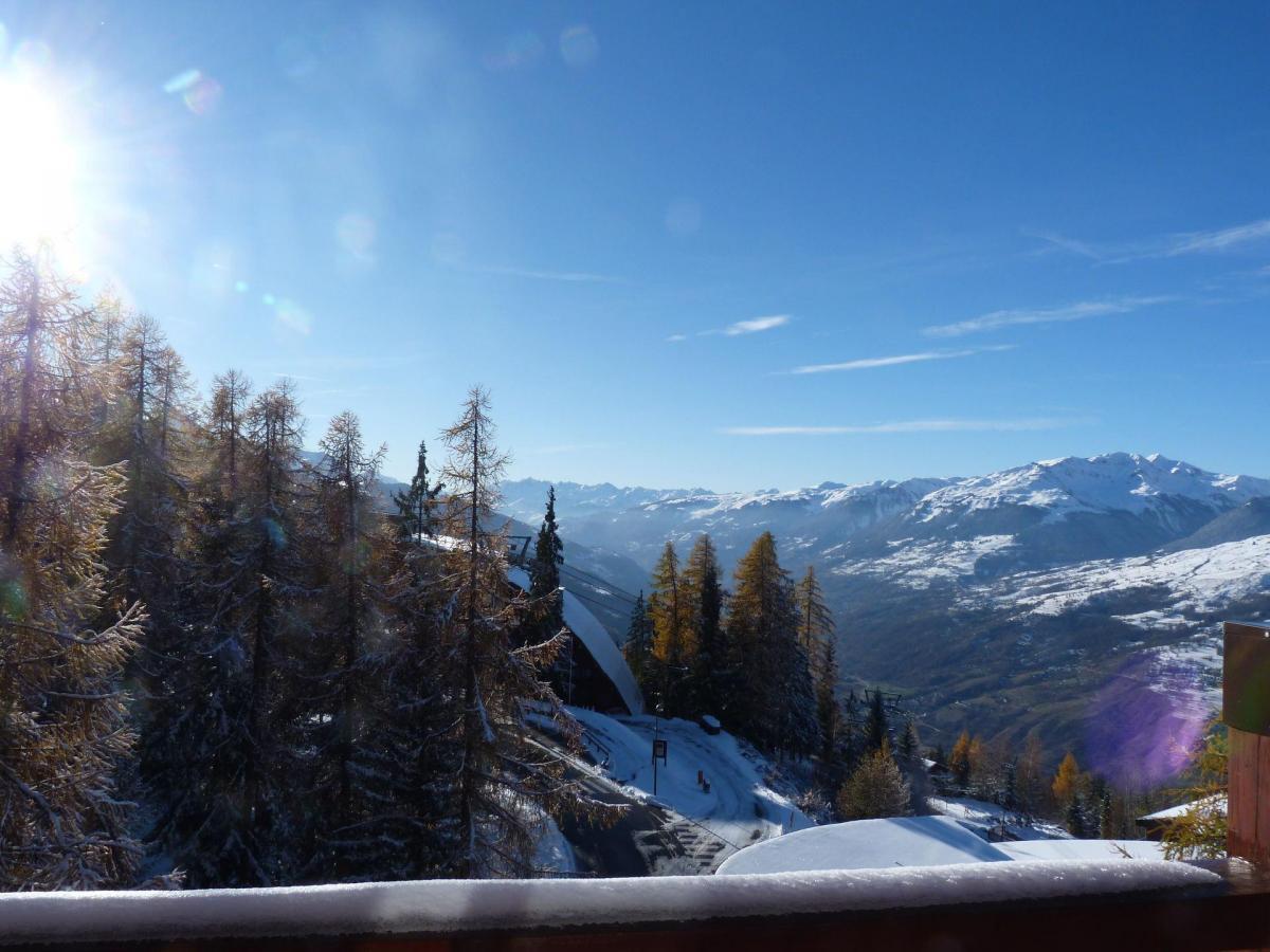 Location au ski Appartement 2 pièces 6 personnes (618) - Residence L'aiguille Grive Bat Iii - Les Arcs - Extérieur hiver