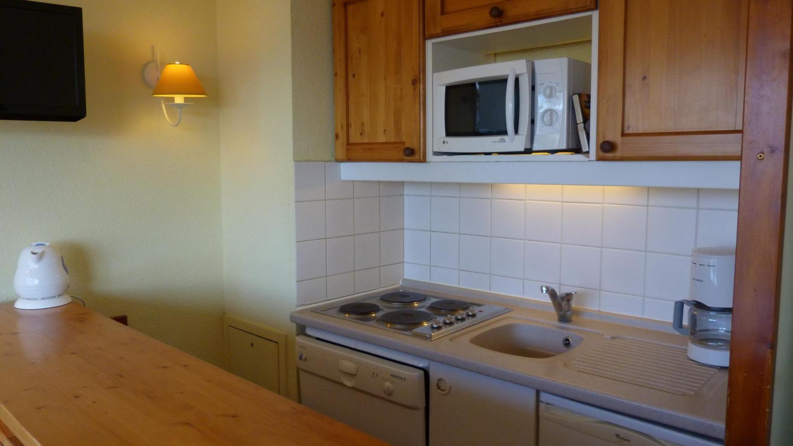 Location au ski Appartement 3 pièces 6 personnes (415) - Residence Le Ruitor - Les Arcs