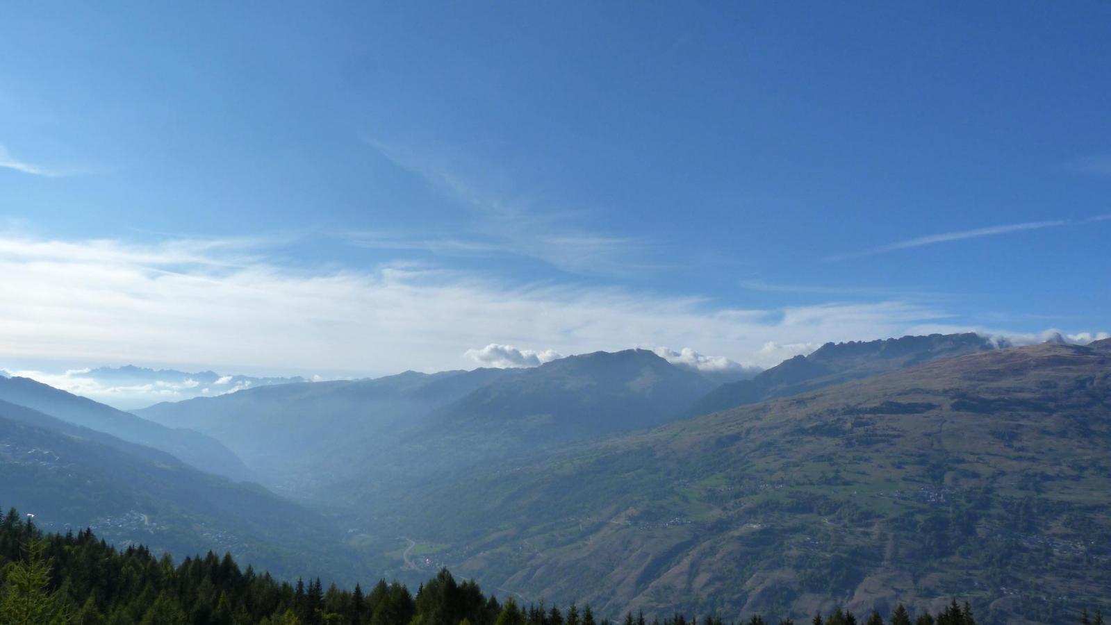 Location au ski Appartement 2 pièces 4 personnes (609) - Residence Le Ruitor - Les Arcs - Lit simple