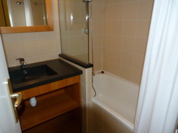 Location au ski Appartement 2 pièces 5 personnes (505) - Residence Le Ruitor - Les Arcs - Salle de bains