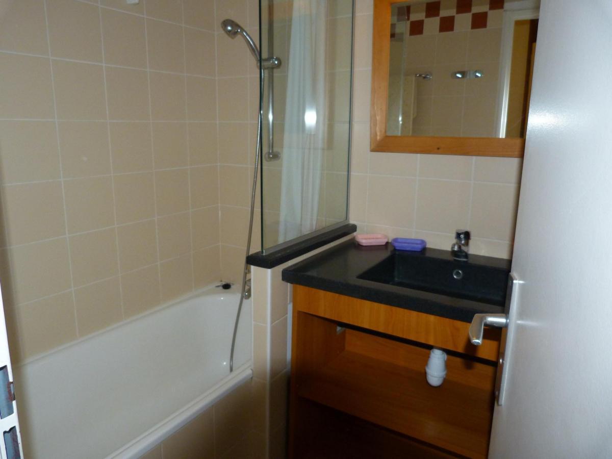 Location au ski Appartement 2 pièces 5 personnes (610) - Residence Le Ruitor - Les Arcs - Lavabo