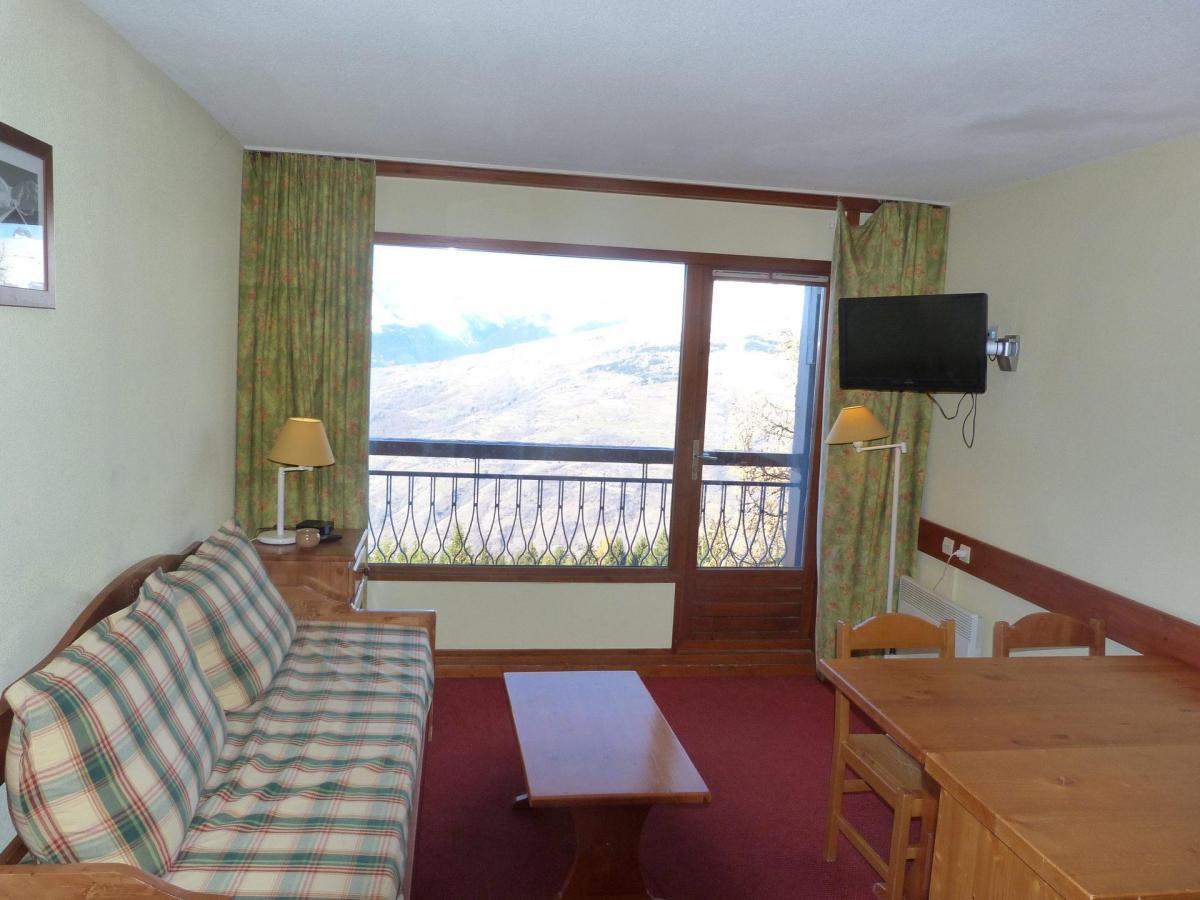 Location au ski Appartement 2 pièces 5 personnes (610) - Residence Le Ruitor - Les Arcs - Séjour