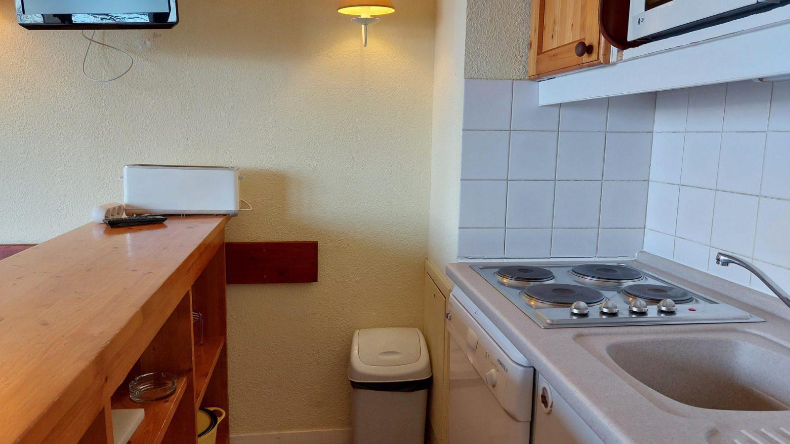 Location au ski Appartement 3 pièces 6 personnes (415) - Residence Le Ruitor - Les Arcs - Appartement