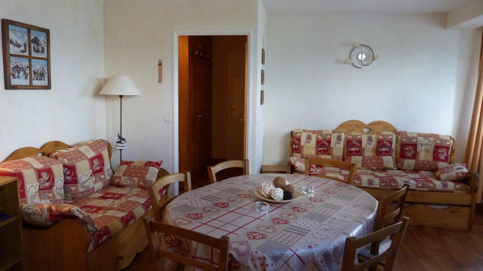 Location au ski Appartement 3 pièces 6 personnes (907) - Residence Le Ruitor - Les Arcs - Kitchenette