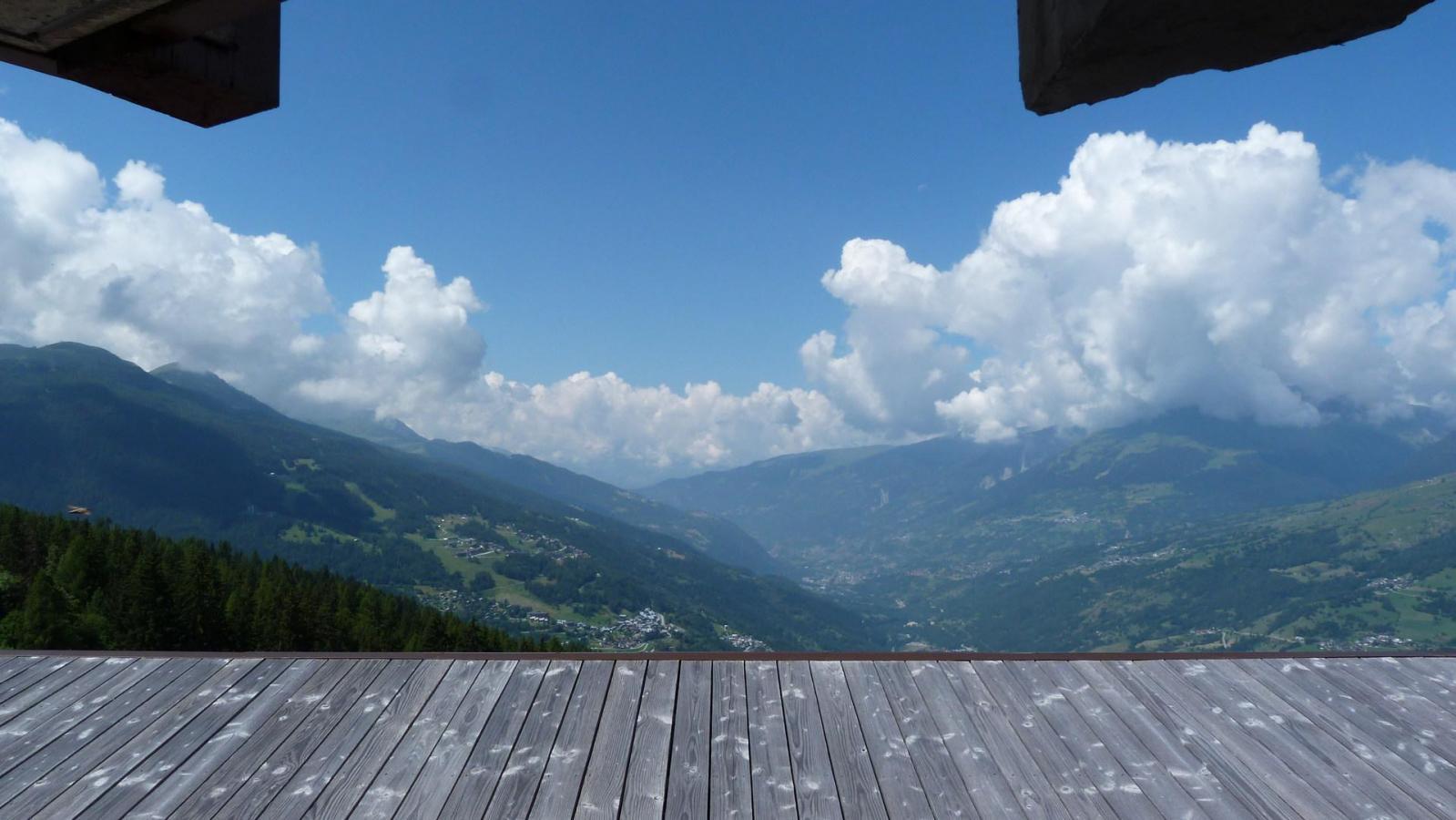 Location au ski Appartement 3 pièces 6 personnes (907) - Residence Le Ruitor - Les Arcs - Lit double