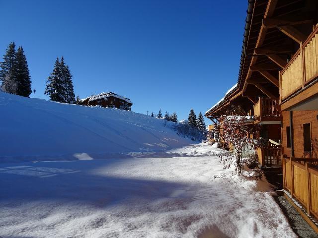Location au ski Appartement 3 pièces 6 personnes (15) - Residence Le Saint Bernard - Les Arcs