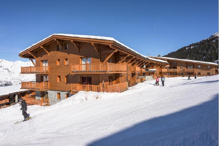 Location au ski Appartement duplex 4 pièces 8 personnes (LA STB B16 C) - Residence Le St Bernard - Les Arcs
