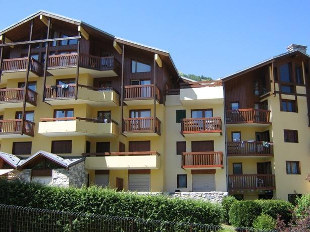 Residence les jardins du nantet les arcs location for Jardin residence