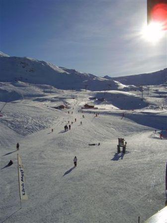 Ski hors saison Residence Les Lanchettes