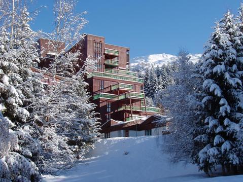 Location au ski Studio coin montagne 5 personnes (1605) - Residence Les Lauzieres - Les Arcs
