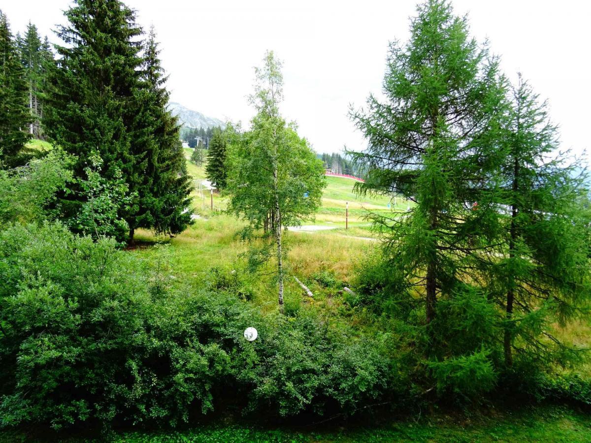 Location au ski Studio coin montagne 5 personnes (166) - Residence Les Lauzieres - Les Arcs