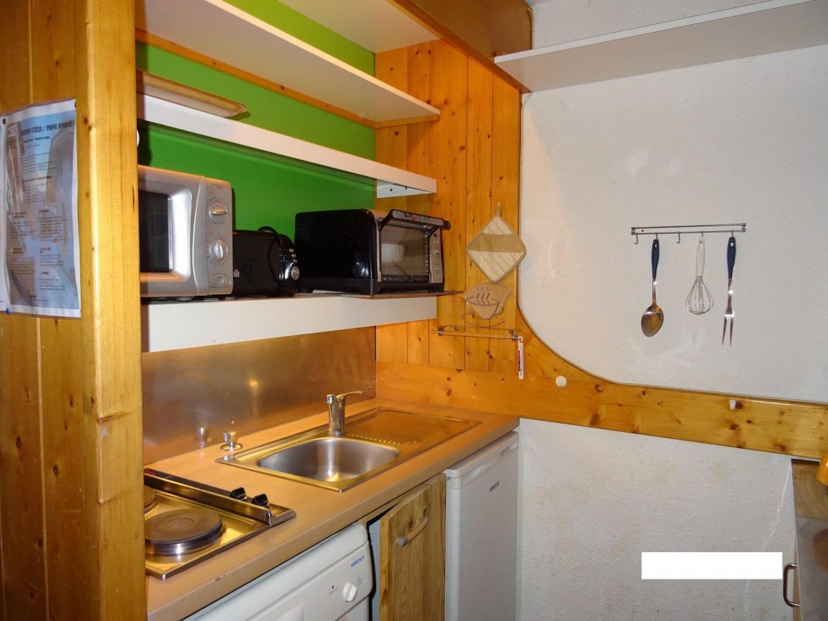 Location au ski Studio 5 personnes (758) - Residence Les Lauzieres - Les Arcs
