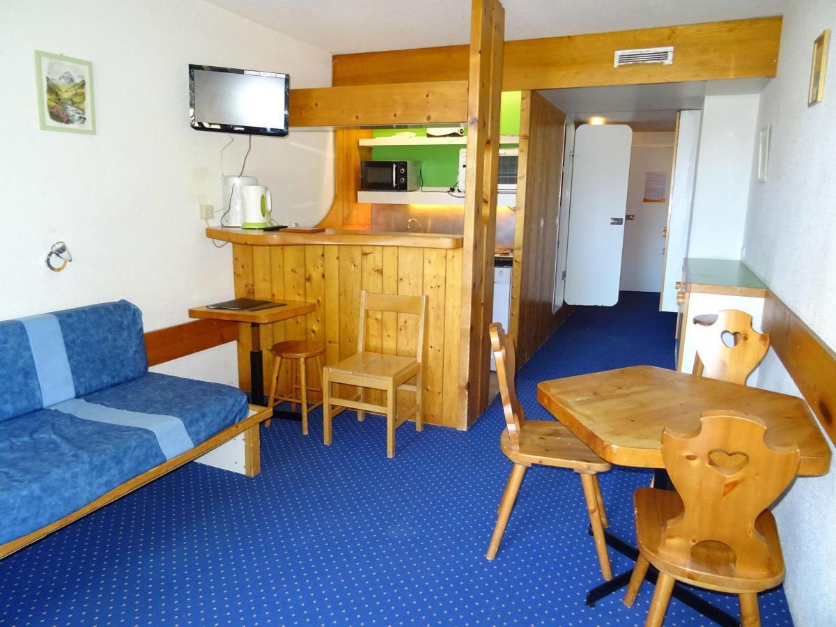 Location au ski Studio coin montagne 5 personnes (513) - Residence Les Lauzieres - Les Arcs