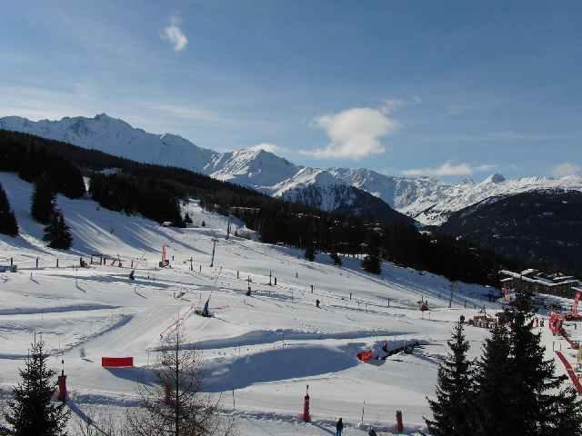 Location au ski Studio coin montagne 5 personnes (1666) - Residence Les Lauzieres - Les Arcs