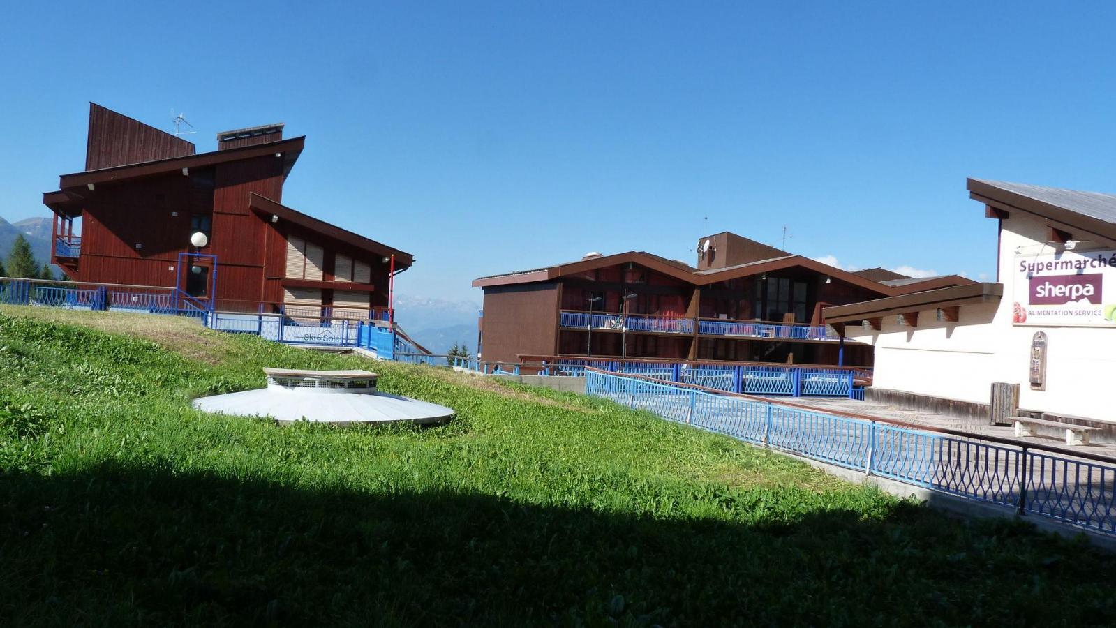 Location au ski Appartement 2 pièces 5 personnes (012) - Residence Les Tournavelles - Les Arcs