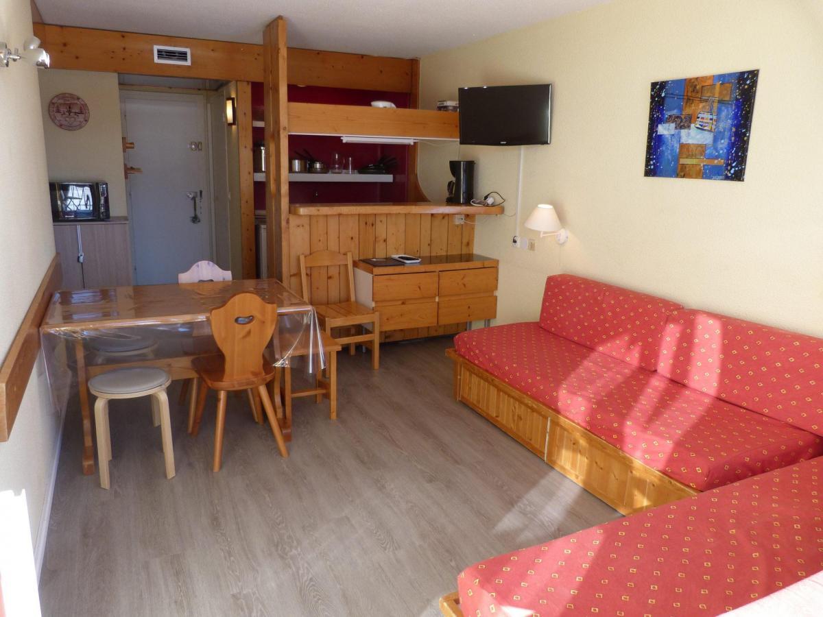 Location au ski Appartement 2 pièces 5 personnes (1012) - Residence Les Tournavelles - Les Arcs - Canapé-lit