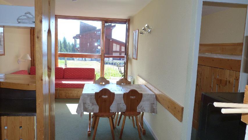 Location au ski Appartement 2 pièces 5 personnes (1012) - Residence Les Tournavelles - Les Arcs - Coin repas