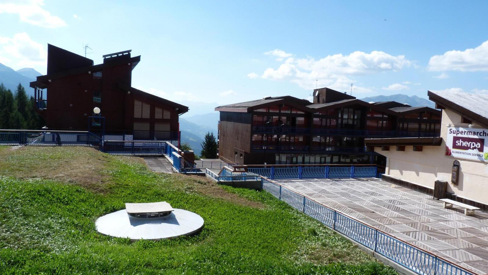 Location au ski Appartement 2 pièces 5 personnes (1012) - Residence Les Tournavelles - Les Arcs - Séjour