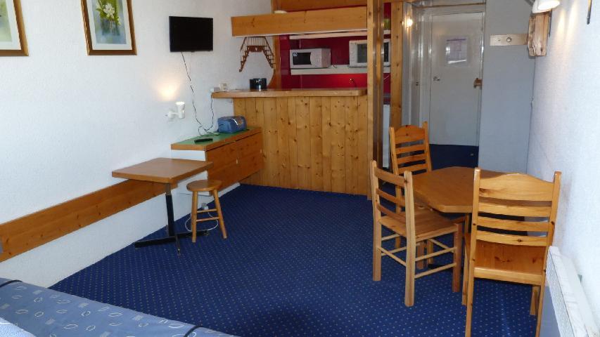 Location au ski Appartement 2 pièces 5 personnes (126) - Residence Les Tournavelles - Les Arcs - Kitchenette