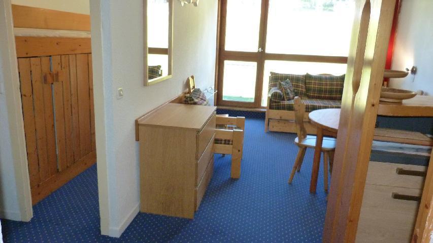 Location au ski Appartement 2 pièces 5 personnes (304) - Residence Les Tournavelles - Les Arcs - Baignoire