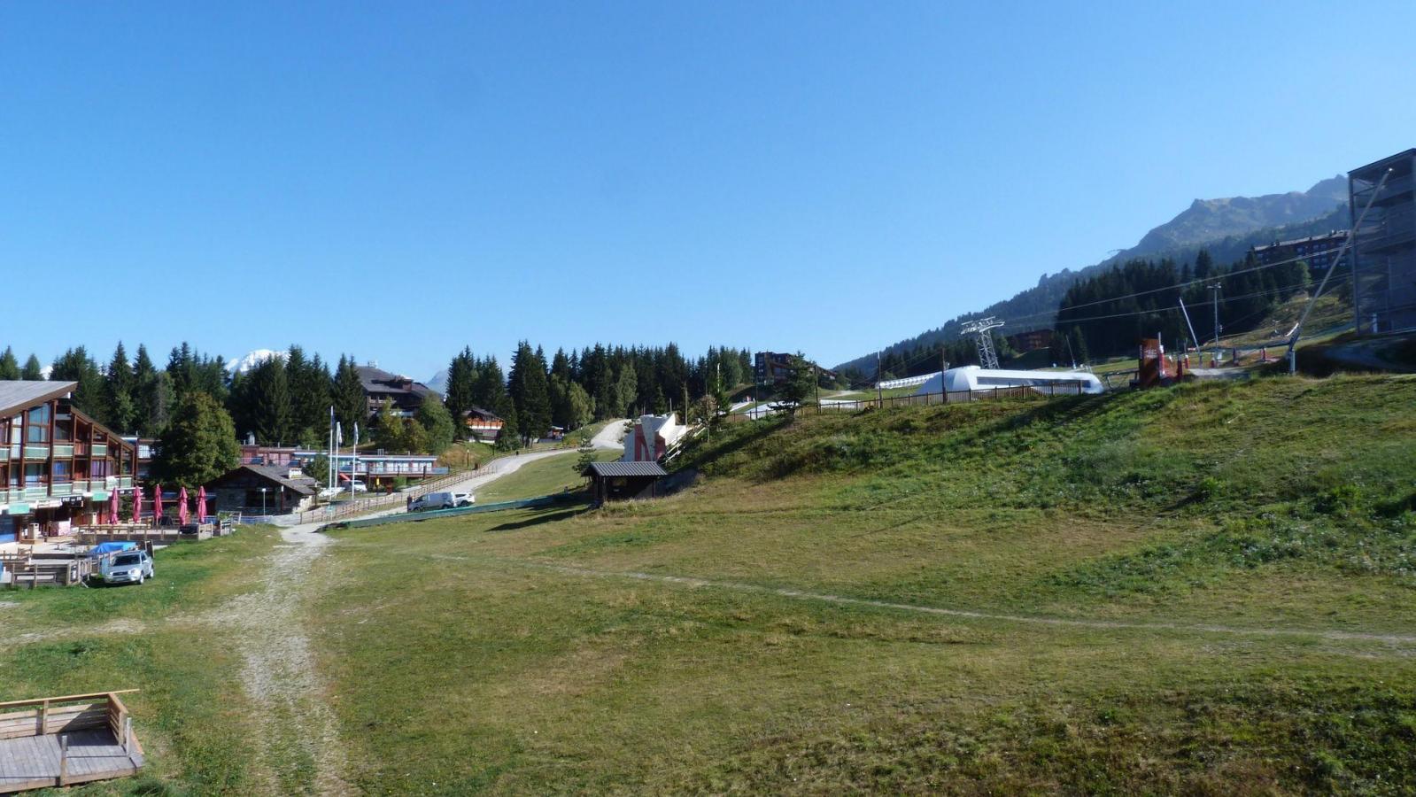Location au ski Appartement 2 pièces 5 personnes (305) - Residence Les Tournavelles - Les Arcs - Lits superposés