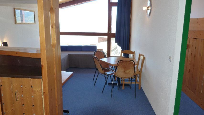 Location au ski Appartement 2 pièces 5 personnes (419) - Residence Les Tournavelles - Les Arcs - Coin repas