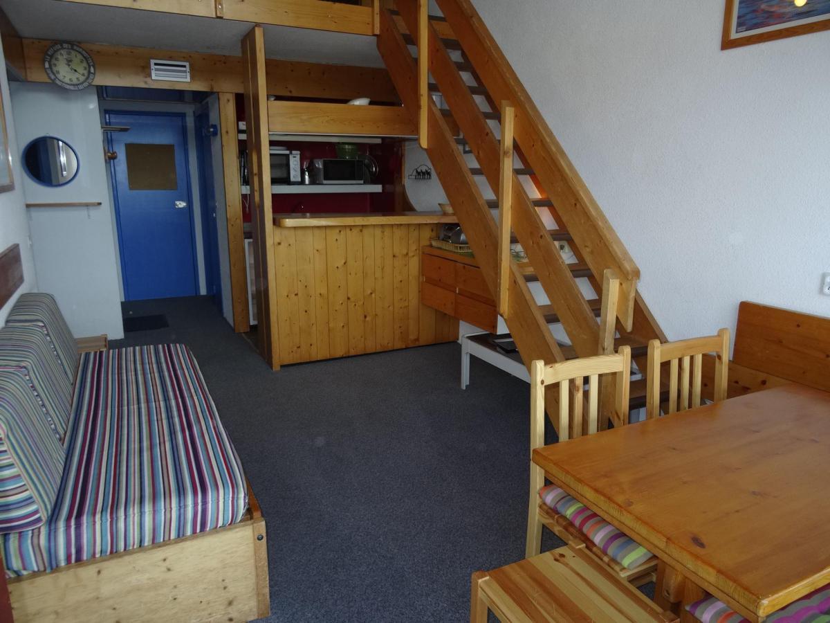 Location au ski Appartement 2 pièces 7 personnes (423) - Residence Les Tournavelles - Les Arcs - Séjour