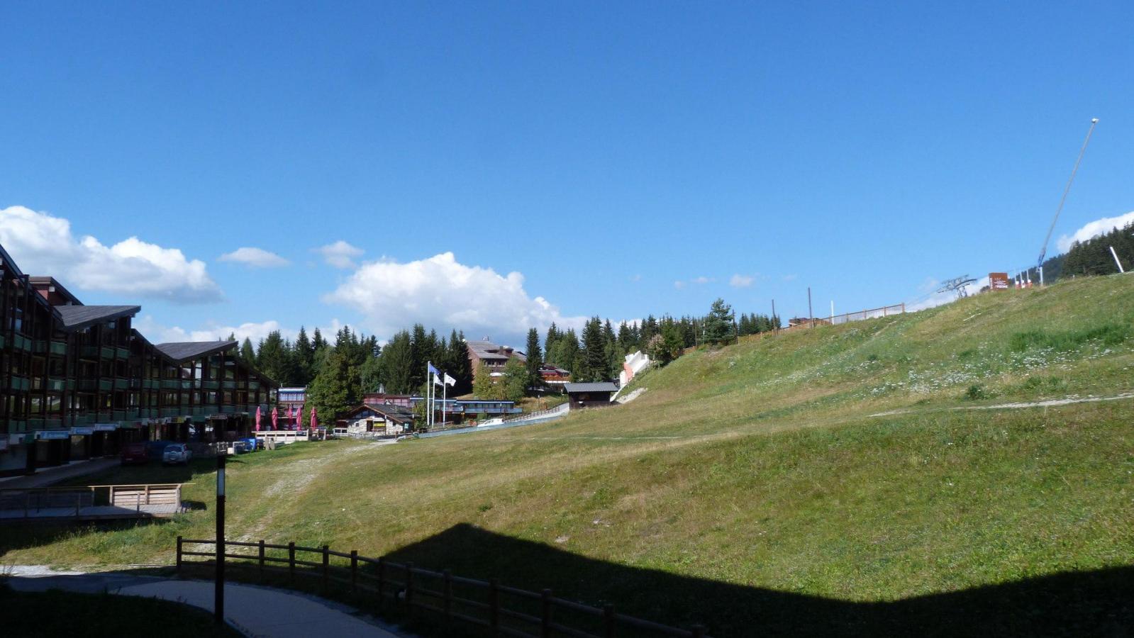 Location au ski Appartement 4 pièces 10 personnes (111) - Residence Les Tournavelles - Les Arcs - Lit double