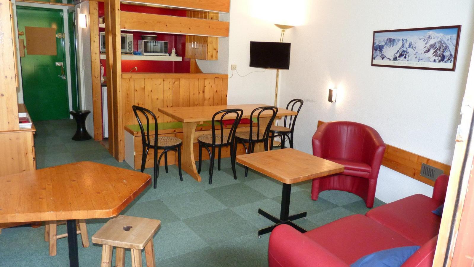 Location au ski Appartement 4 pièces 10 personnes (205) - Residence Les Tournavelles - Les Arcs - Kitchenette