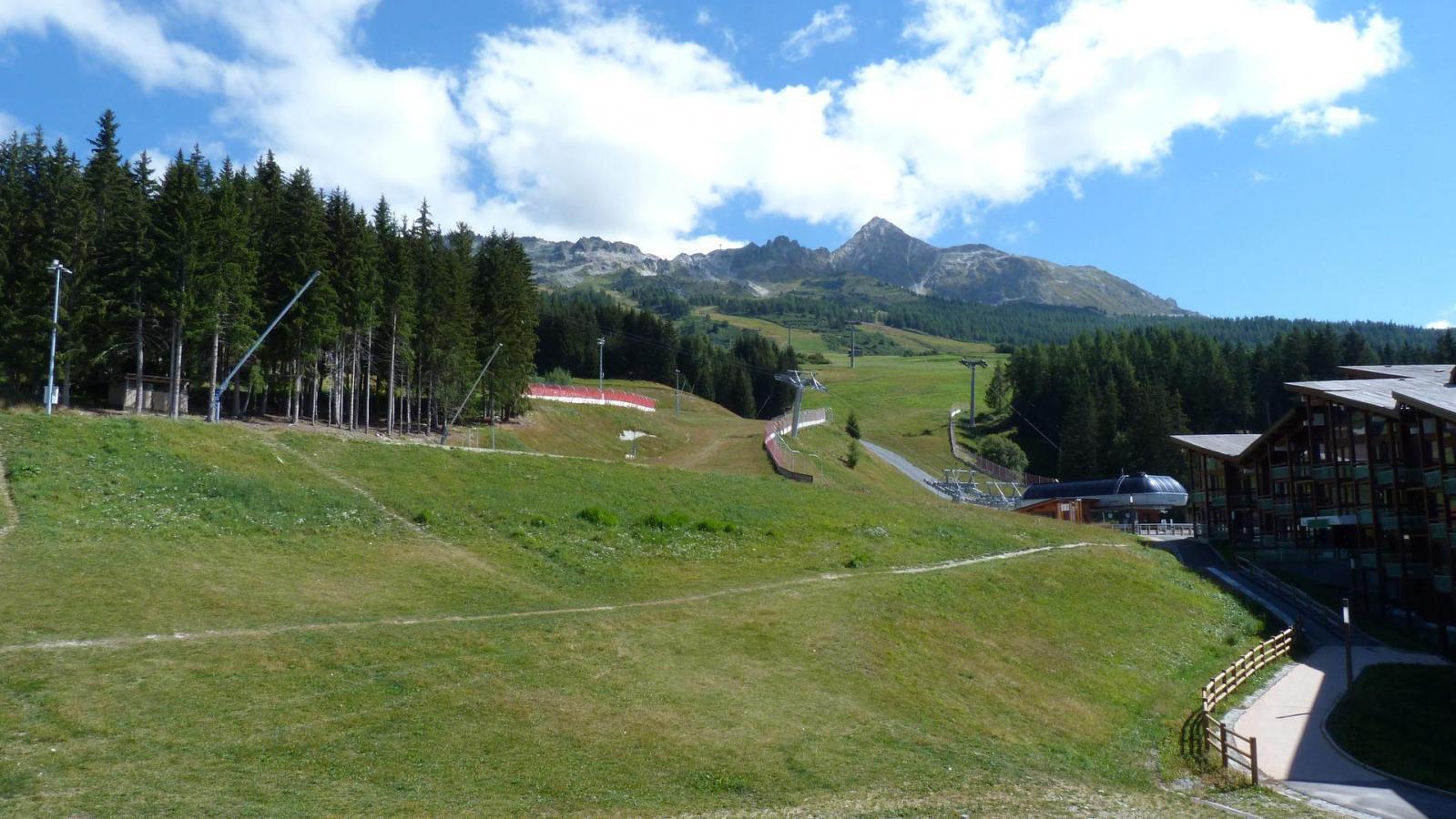 Location au ski Appartement 4 pièces 10 personnes (205) - Residence Les Tournavelles - Les Arcs - Lit double