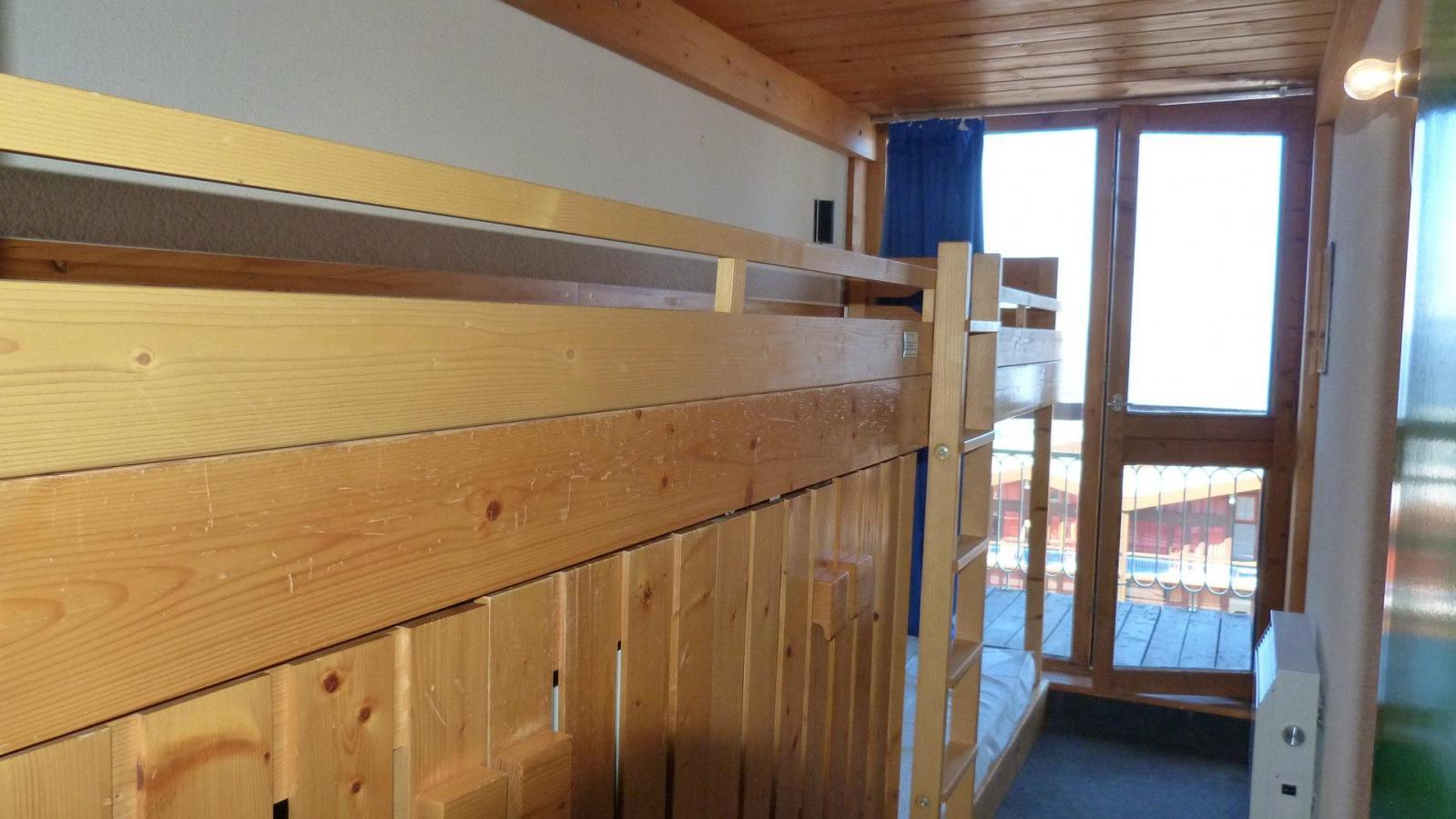 Location au ski Appartement duplex 3 pièces 6 personnes (1404) - Residence Les Tournavelles - Les Arcs - Lit double