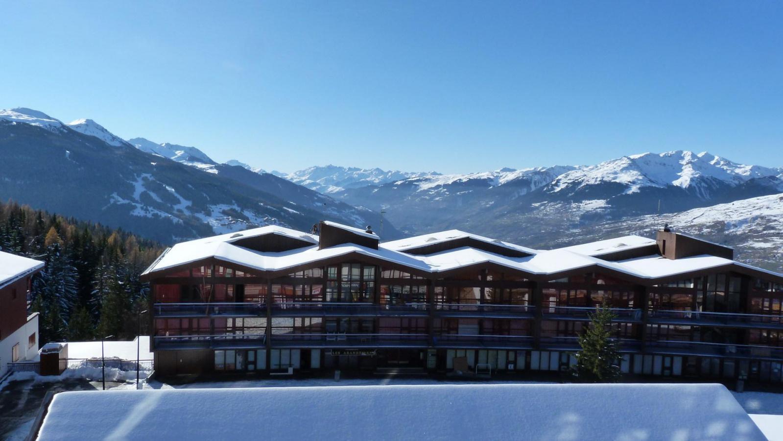 Location au ski Appartement duplex 3 pièces 6 personnes (1404) - Residence Les Tournavelles - Les Arcs - Mezzanine