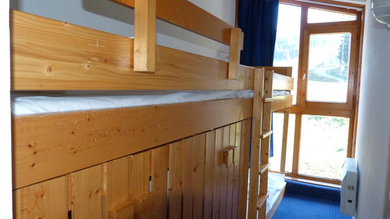 Location au ski Appartement duplex 5 pièces 10 personnes (1307) - Residence Les Tournavelles - Les Arcs - Chambre