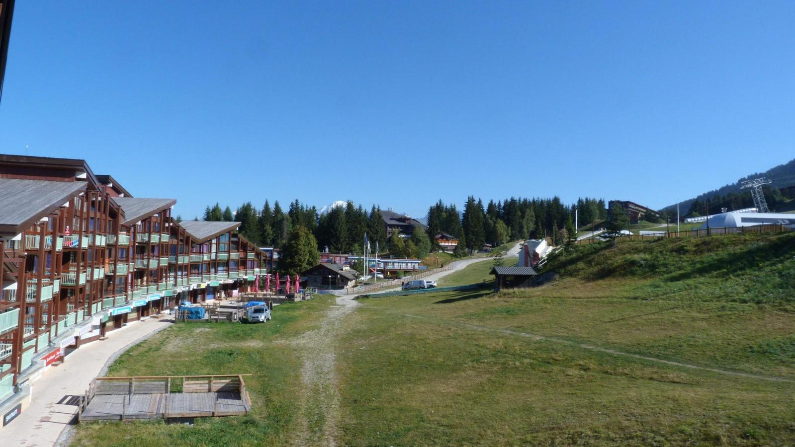 Location au ski Appartement duplex 5 pièces 10 personnes (1307) - Residence Les Tournavelles - Les Arcs - Chambre mansardée