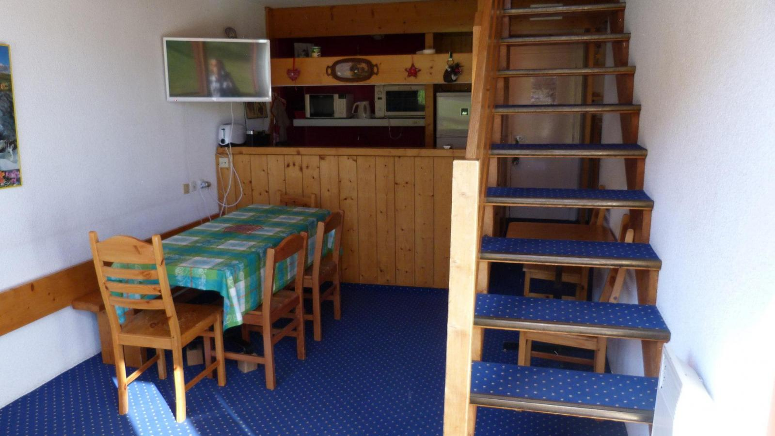 Location au ski Appartement duplex 5 pièces 10 personnes (1307) - Residence Les Tournavelles - Les Arcs - Cuisine