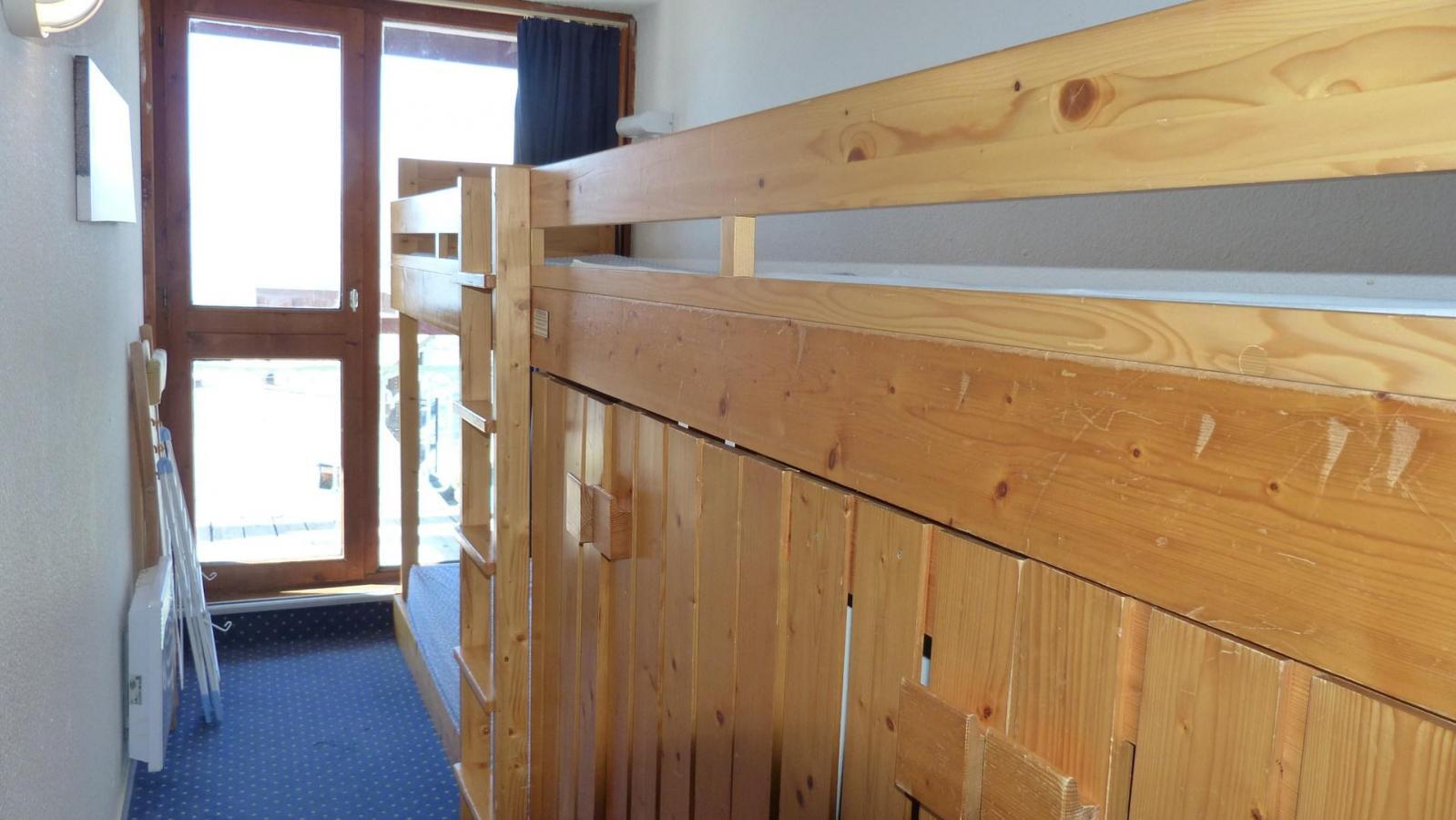 Location au ski Appartement 2 pièces 5 personnes (321) - Residence Les Tournavelles - Les Arcs - Extérieur hiver