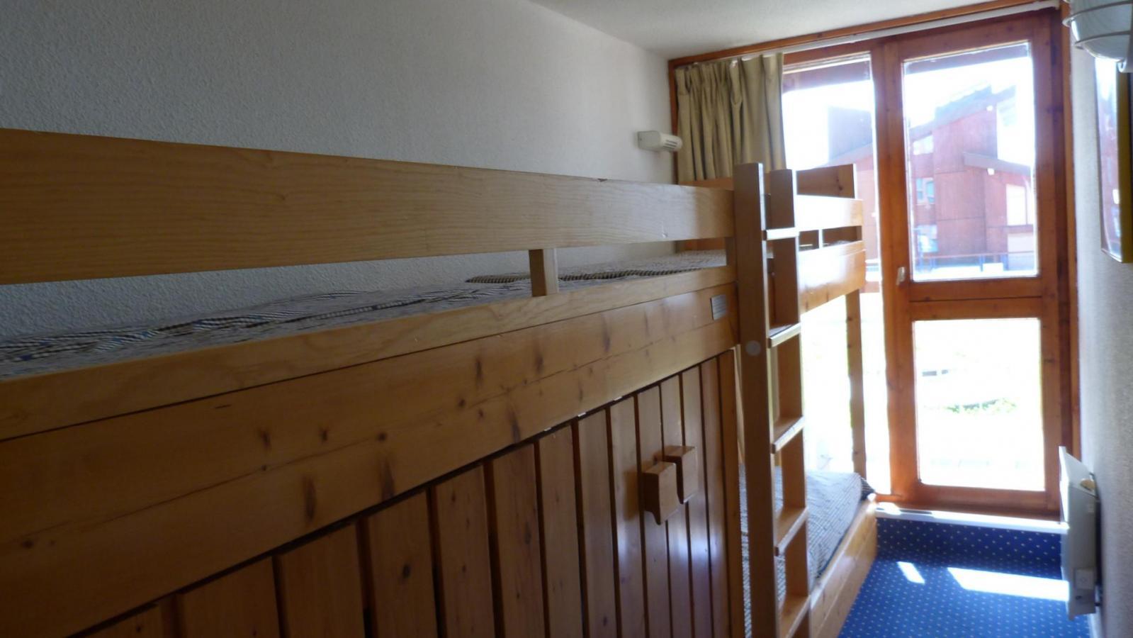 Location au ski Appartement 2 pièces 5 personnes (010) - Residence Les Tournavelles - Les Arcs - Extérieur hiver