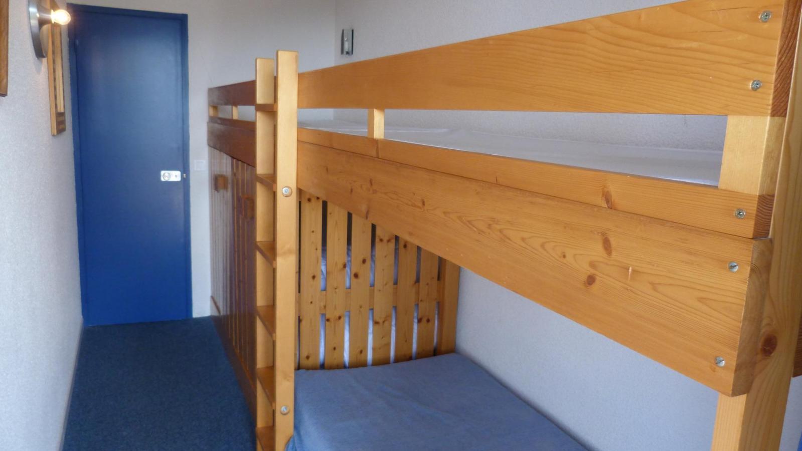 Location au ski Appartement 2 pièces 5 personnes (124) - Residence Les Tournavelles - Les Arcs - Extérieur hiver
