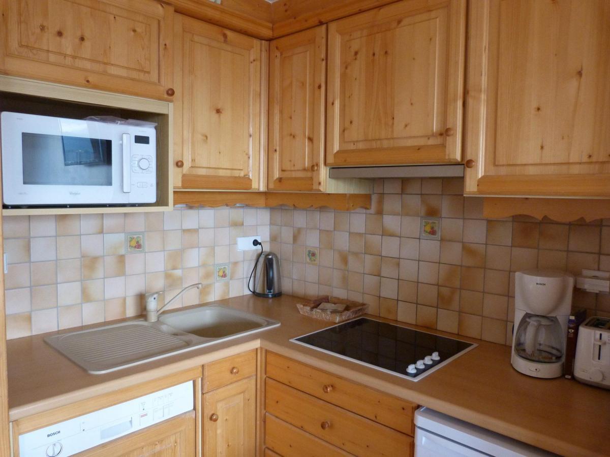 Location au ski Appartement 3 pièces 8 personnes (126) - Residence Les Tournavelles - Les Arcs - Extérieur hiver