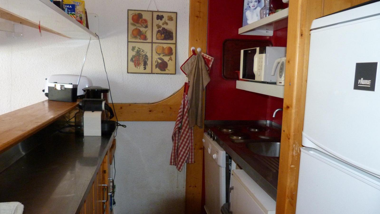 Location au ski Appartement duplex 5 pièces 10 personnes (1307) - Residence Les Tournavelles - Les Arcs - Extérieur hiver