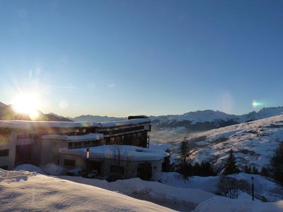 Location au ski Studio coin montagne 4 personnes (016) - Residence Les Tournavelles - Les Arcs - Intérieur