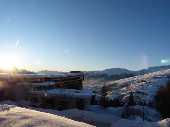 Location au ski Studio coin montagne 4 personnes (016) - Residence Les Tournavelles - Les Arcs - Lits superposés