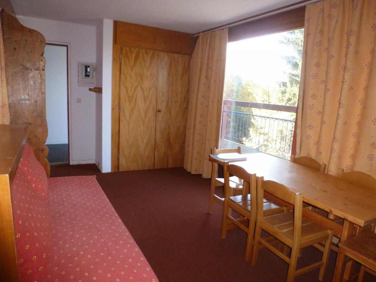 Location au ski Appartement 3 pièces 7 personnes (202) - Residence Miravidi - Les Arcs - Coin repas