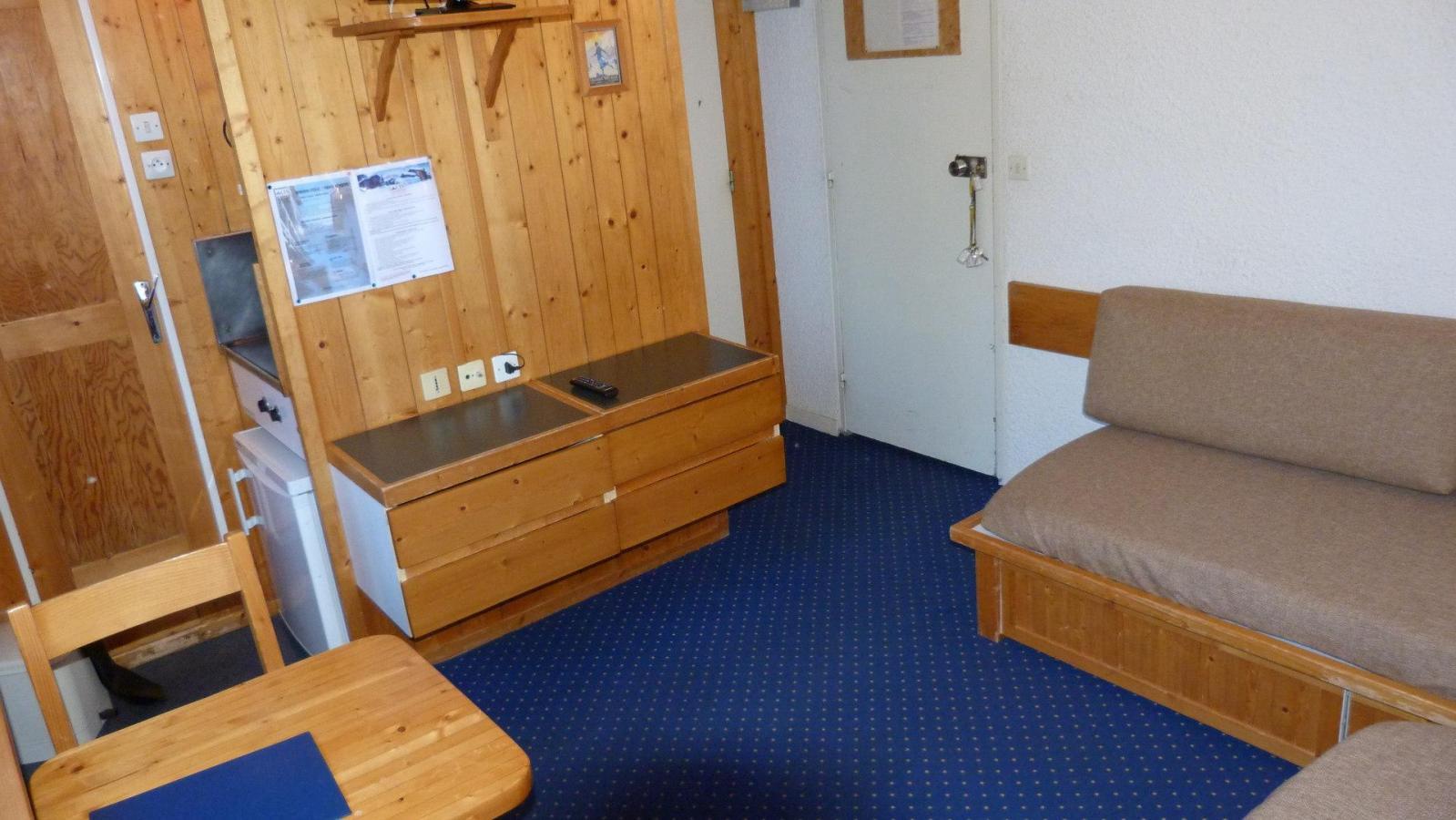 Location au ski Studio 2 personnes (1241) - Residence Nova - Les Arcs