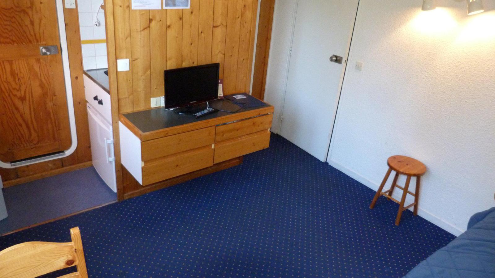 Location au ski Studio 2 personnes (1133) - Residence Nova - Les Arcs