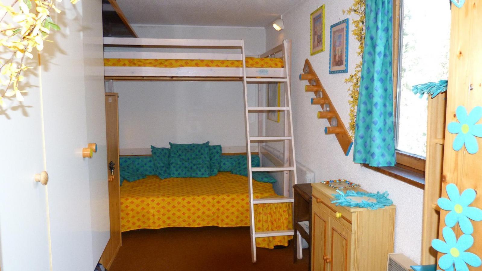 Location au ski Studio 3 personnes (911) - Residence Nova - Les Arcs